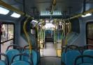 Interior de veículo BRT