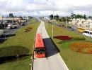 Corredores de BRT