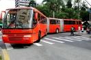 Circulação de Ônibus biarticulado